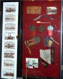 Kraig Lawson, Jack Barnhart Civil War period Army Navy Weapons and Accoutrements Exhibit