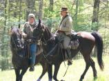 Cavarly Troopers on Horseback