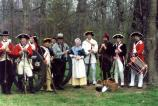 Living History Volunteers, 2002