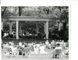 Concert in the Park 1970's in the ampitheater that is no longer there.