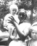 Bertha Mae Hollis and Billy Carter