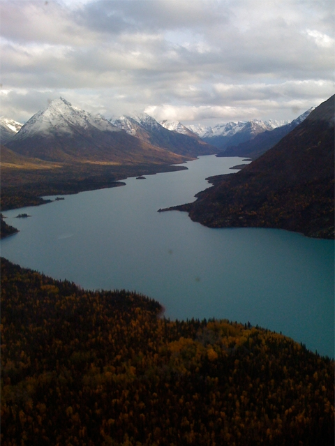 Photo gallery u s national park service for L shaped lake