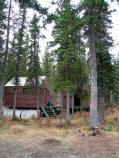 Kelly River Ranger Station