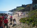 2009 Earth Day Beach CleanUp