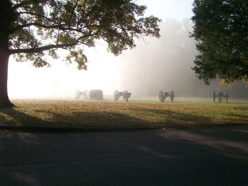 Fog on the battlefield