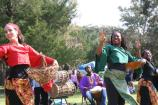 African Dance demonstration at the 2005 Kingsley Heritage Celebration: Perspectives on Zephaniah Kingsley