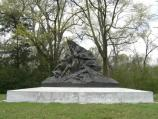 Alabama Memorial Following Bronze Preservation Work