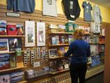 Bookstore at Park HQ