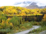 Fall Colors and Gilahina Trestle