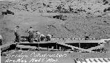near Arches entrance, ca. 1939-1941