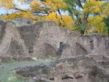 Aztec Ruins in the Fall