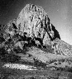 Original Caption: North Peak, Chisos Mountains. Chisos Mountains quadrangle. Brewster County, Texas. 1899. USGS ID. Hill, R. T. 004