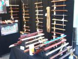2011 Exhibitor's Booth, Echo Flutes, American Indian Music Fest