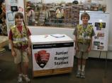 May 2012 Junior Rangers