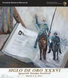 36th Siglo de Oro poster winner Carmen