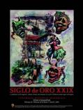 29th Siglo de Oro poster winner Bill Rakocy