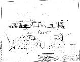 Plan for a new pavilion structure at the Hillside Spring, 1934.