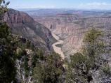 The Green River from Harpers Corner Trail