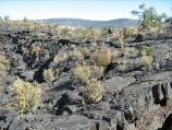 The bleak beauty of lava country
