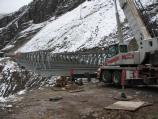 Bridge removal - Going to the Sun Road