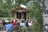 Murie Ranch Dedication as National Historic Landmark.