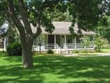 Reconstructed Birthplace of Lyndon Johnson