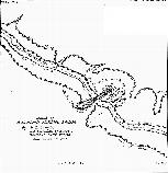 Original Rainbow Bridge Survey Sketch by William Douglas/GLO 1910