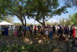 Attendees at Re-Watering of San Juan Acequia