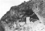 Lower Cliff Dwelling - 1920