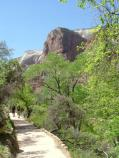 Improved Weeping Rock Trail