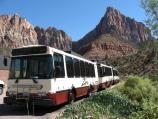 Zion Canyon Shuttle System