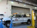 Shuttle Garage and Maintenance Facility