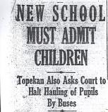 Image of headline from the Topeka Daily Capital, October 13, 1929: