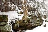 Snow at Ledges