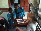 YMCA kids participate in ranger program