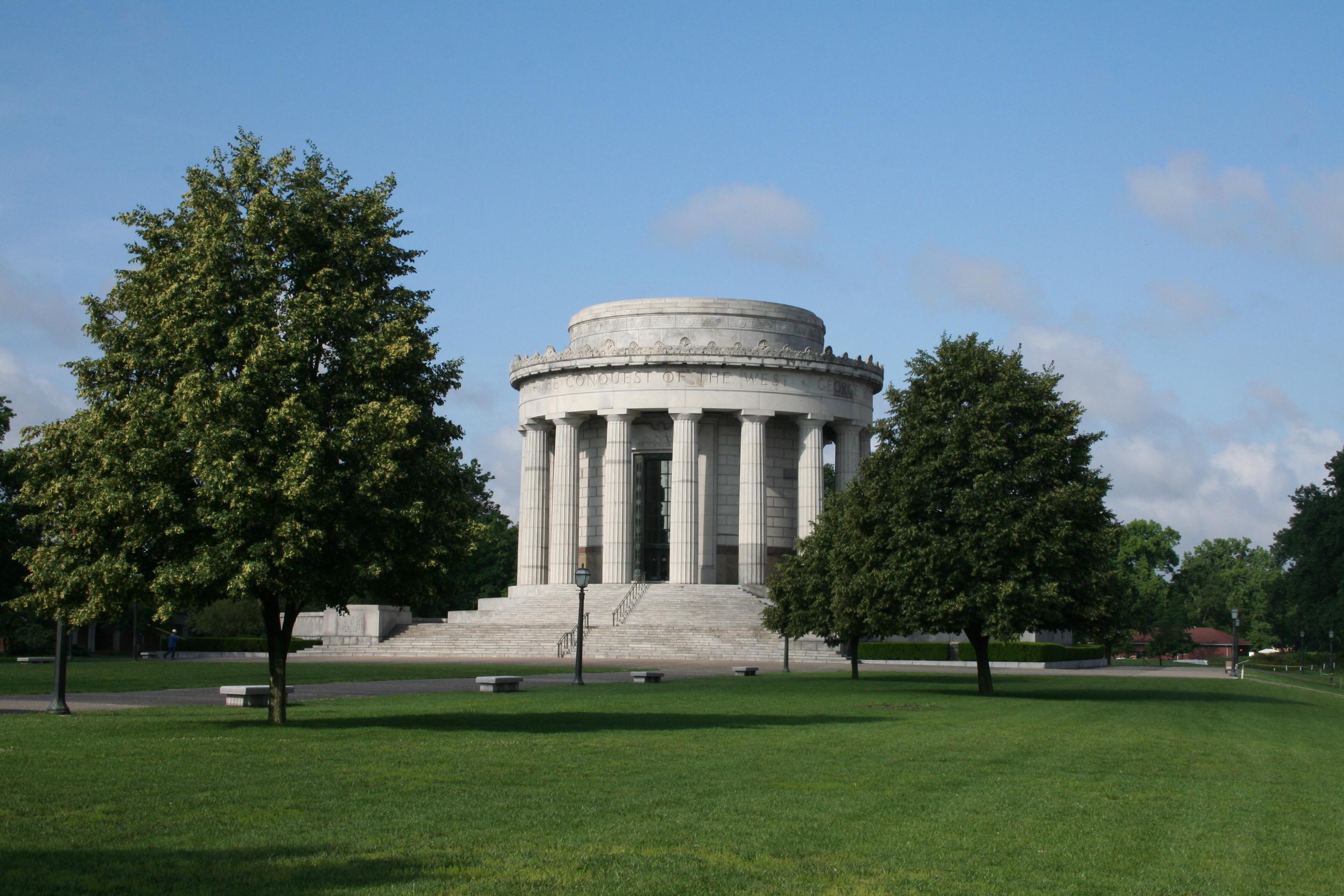 george rogers clark memorial - photo #14
