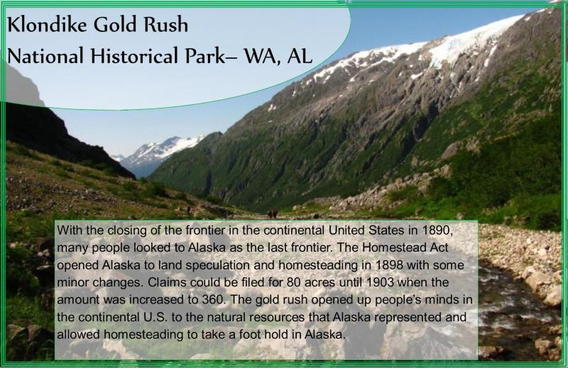 Klondike Gold Rush National Historical Park Photo Gallery (U.S. Na...
