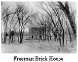 Freeman Brick House