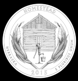 America the Beautiful, Homestead National Monument of America Quarter