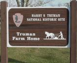 01 Truman Farm Home Sign