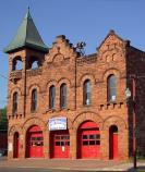 Red Jacket Fire Station