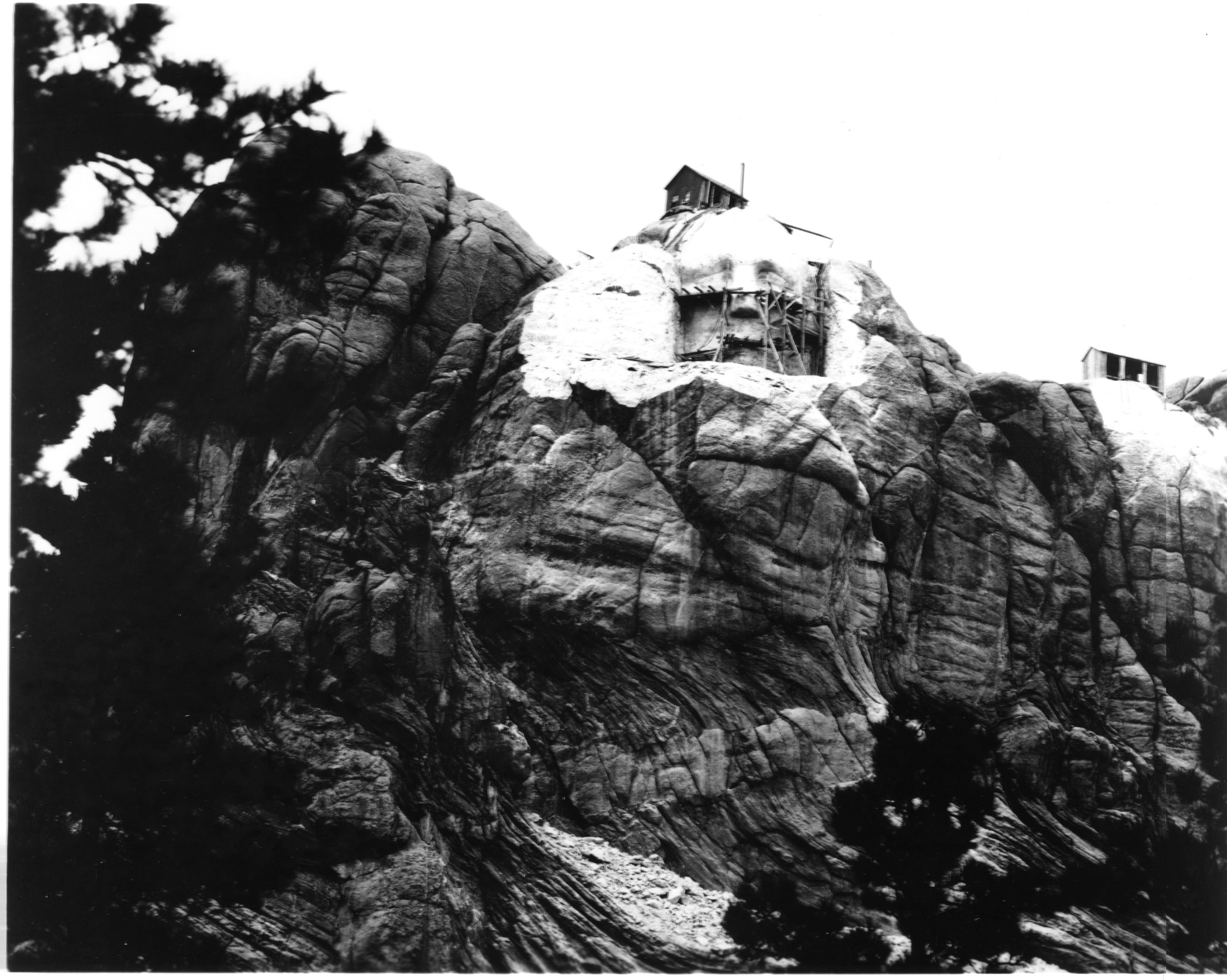 Photo gallery u s national park service for Mount rushmore history facts