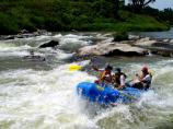 Rafters challenge Rocky Ford rapid (classIII).