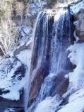 Smith Falls in winter.