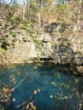 Round Spring is located 15 miles north of Eminence, MO.