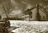 This photo of the Elkhorn Tavern was taken by photographer Bob Norris.