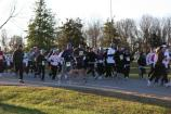 Pea Ridge NMP hosted the Unilever and Lipton Tea Healthy Parks Healthy Living 5K run. In this photo, runners begin the race through the park.