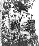 Historic photo of Miners Castle
