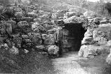 CCC Constructed Cave Entrance
