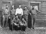 Fred Rothensberger & CCC crew members